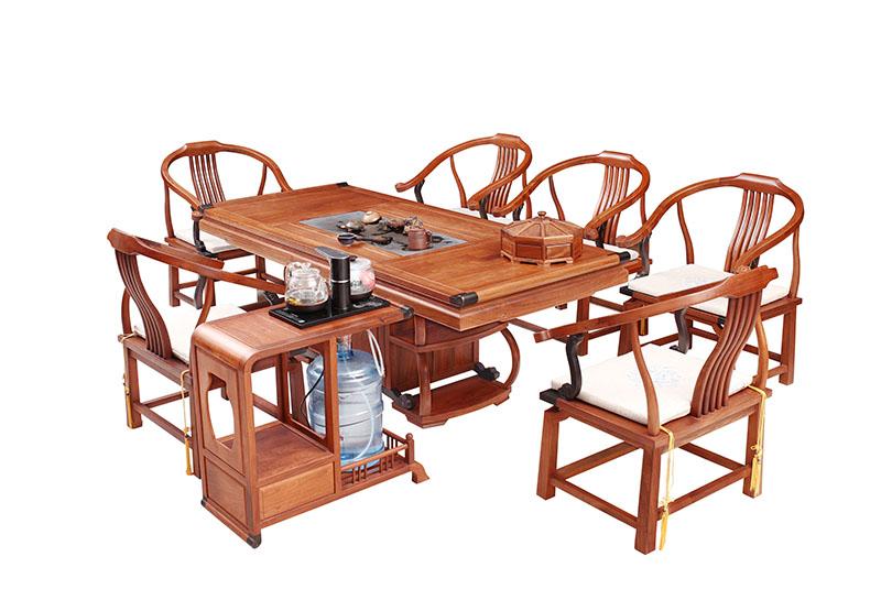 书情画意茶桌