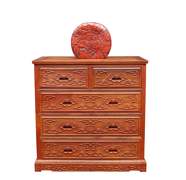 中式五斗柜